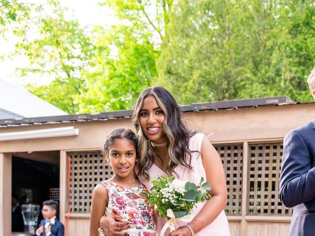 Manhar and Jessica's wedding in Mississauga, Ontario 93