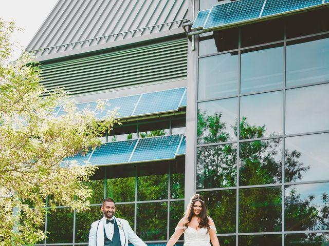 Manhar and Jessica's wedding in Mississauga, Ontario 100