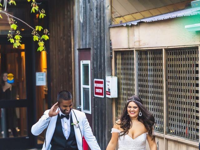 Manhar and Jessica's wedding in Mississauga, Ontario 105