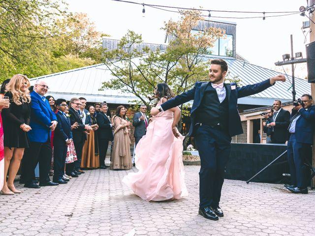 Manhar and Jessica's wedding in Mississauga, Ontario 106