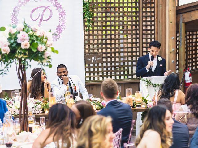 Manhar and Jessica's wedding in Mississauga, Ontario 111