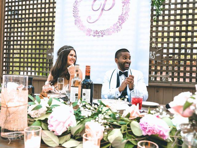 Manhar and Jessica's wedding in Mississauga, Ontario 114