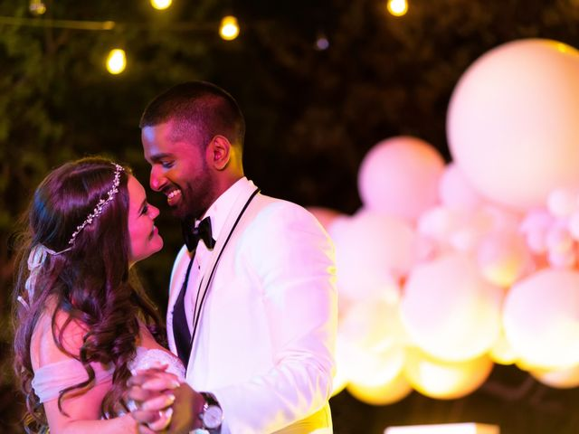 Manhar and Jessica's wedding in Mississauga, Ontario 118
