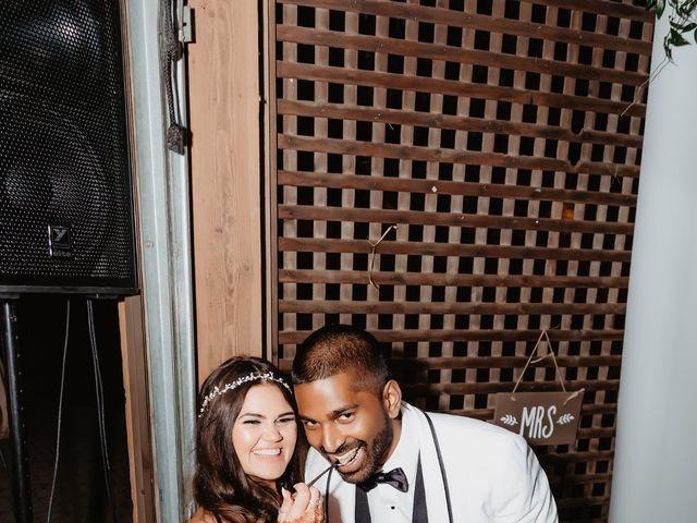 Manhar and Jessica's wedding in Mississauga, Ontario 121