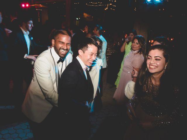 Manhar and Jessica's wedding in Mississauga, Ontario 127
