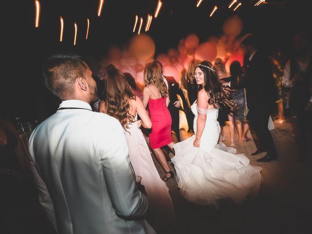 Manhar and Jessica's wedding in Mississauga, Ontario 131