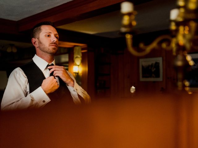 Brian and Megan's wedding in Nelson, British Columbia 7