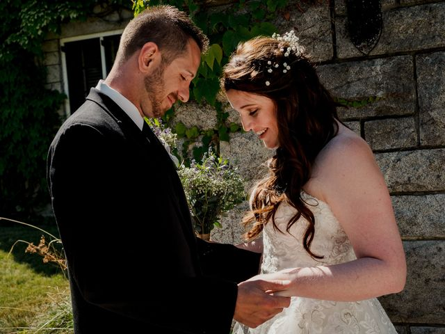 Brian and Megan's wedding in Nelson, British Columbia 15