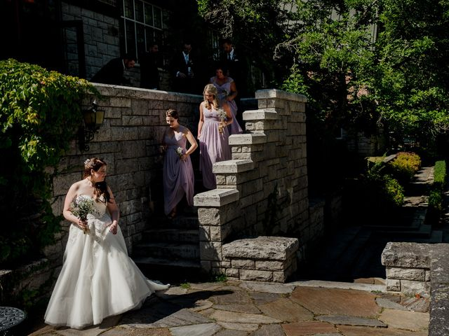 Brian and Megan's wedding in Nelson, British Columbia 16