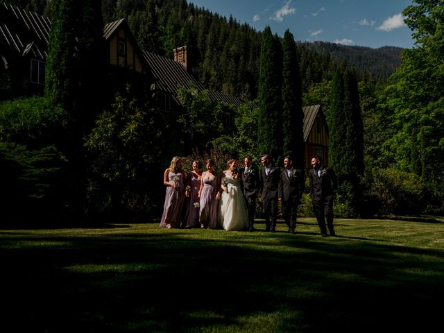 Brian and Megan's wedding in Nelson, British Columbia 18