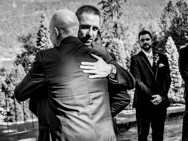 Brian and Megan's wedding in Nelson, British Columbia 23