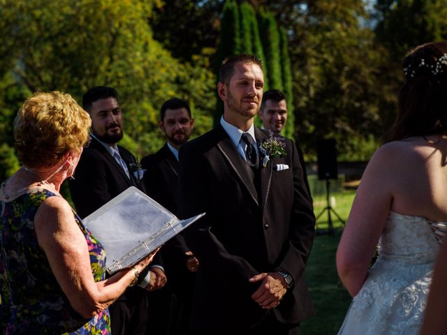 Brian and Megan's wedding in Nelson, British Columbia 26