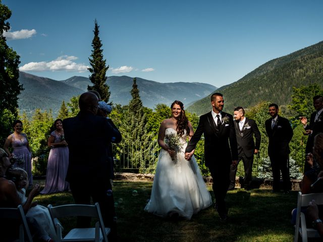 Brian and Megan's wedding in Nelson, British Columbia 28