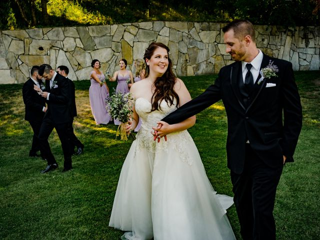 Brian and Megan's wedding in Nelson, British Columbia 29
