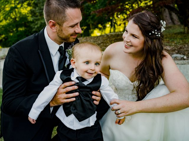 Brian and Megan's wedding in Nelson, British Columbia 31