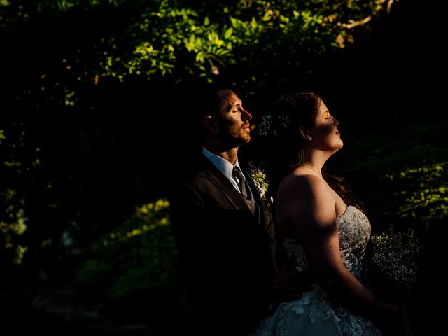 Brian and Megan's wedding in Nelson, British Columbia 34