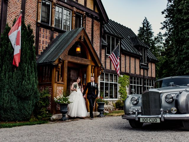 Brian and Megan's wedding in Nelson, British Columbia 40