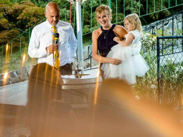 Brian and Megan's wedding in Nelson, British Columbia 41
