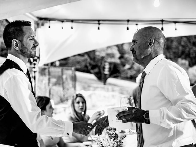 Brian and Megan's wedding in Nelson, British Columbia 43