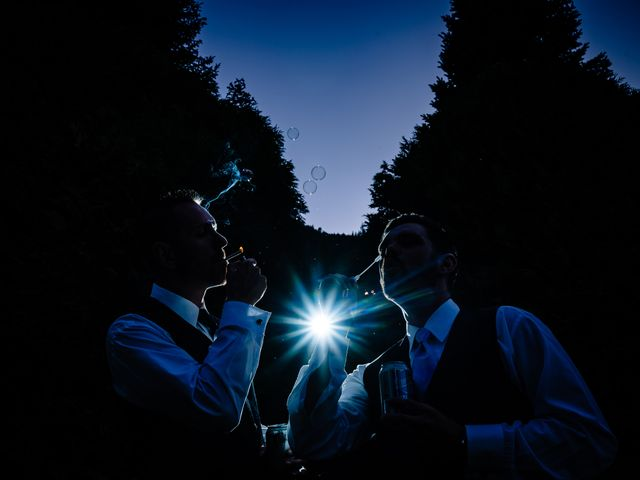 Brian and Megan's wedding in Nelson, British Columbia 51