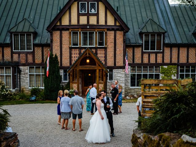 Brian and Megan's wedding in Nelson, British Columbia 55