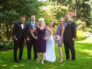 The wedding of Jaime and Ryan 1