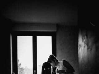 The wedding of Charlène and Jean-Jacques 1