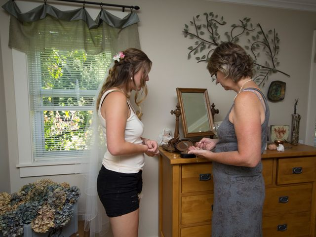Jake and Erin's wedding in Nanaimo, British Columbia 27