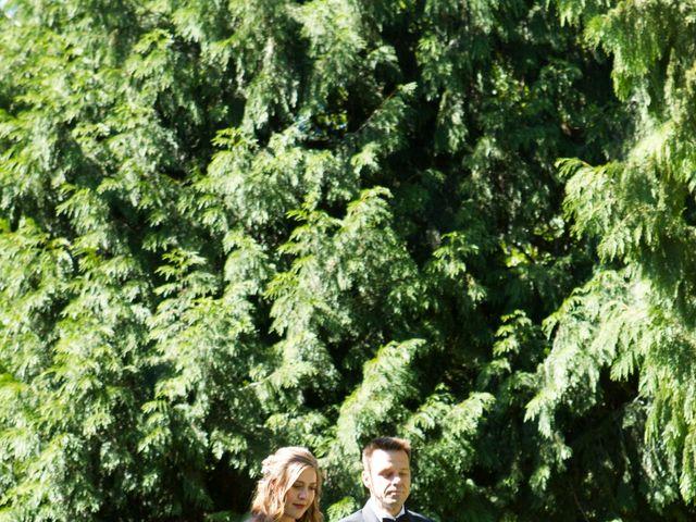Jake and Erin's wedding in Nanaimo, British Columbia 1