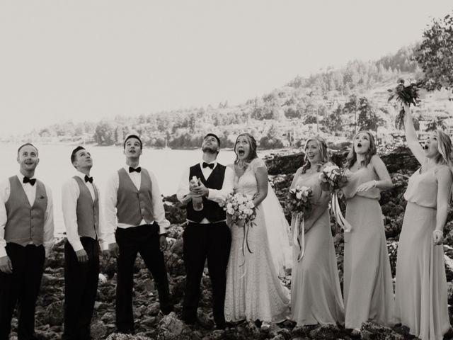 Jake and Erin's wedding in Nanaimo, British Columbia 84