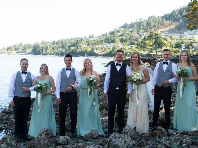 Jake and Erin's wedding in Nanaimo, British Columbia 86