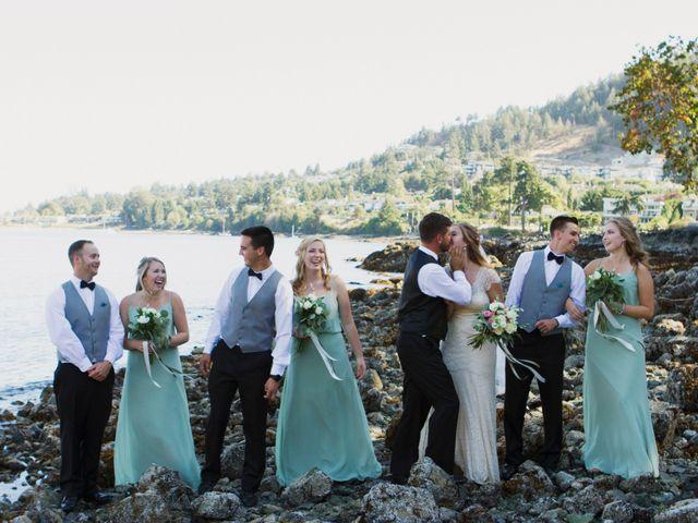 Jake and Erin's wedding in Nanaimo, British Columbia 87