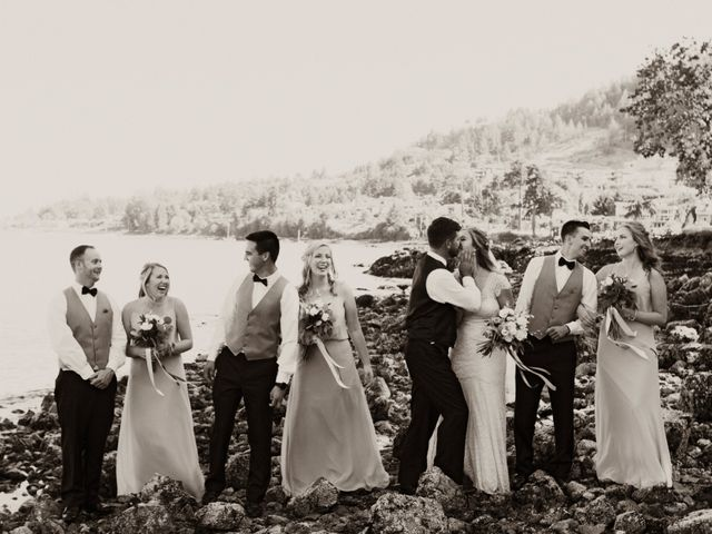 Jake and Erin's wedding in Nanaimo, British Columbia 88