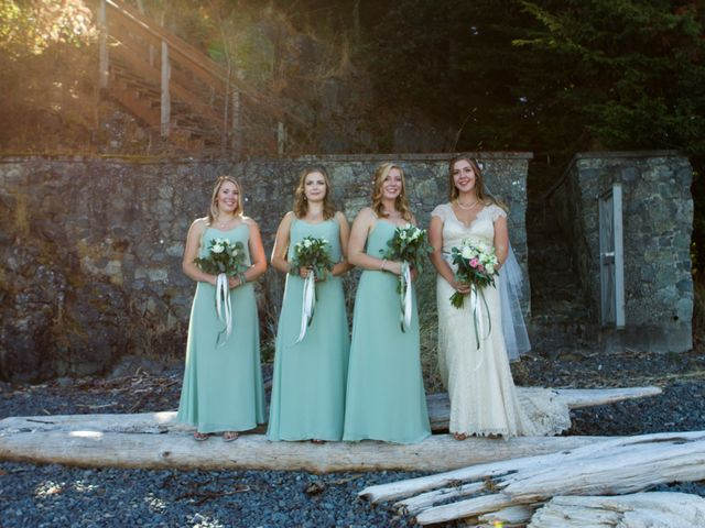 Jake and Erin's wedding in Nanaimo, British Columbia 92