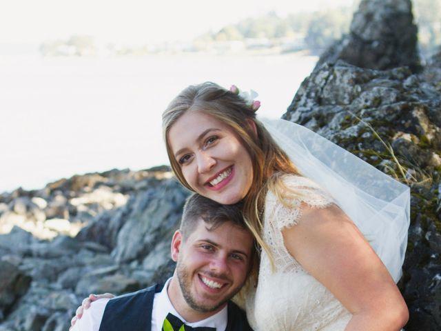 Jake and Erin's wedding in Nanaimo, British Columbia 95