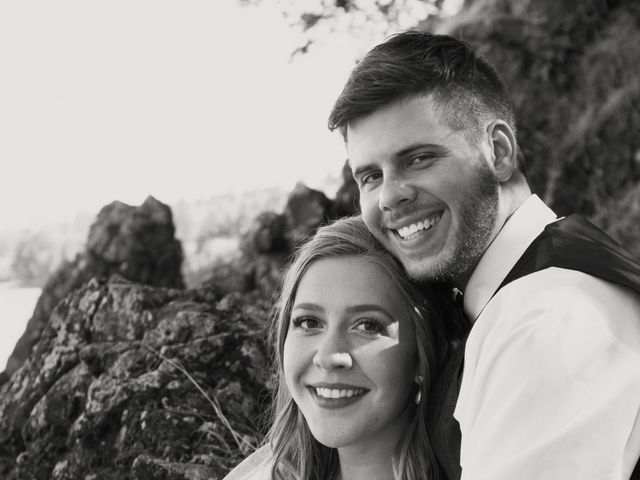 Jake and Erin's wedding in Nanaimo, British Columbia 97