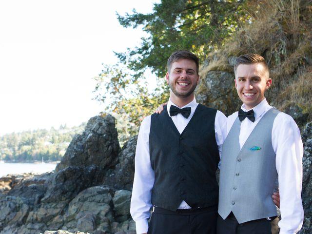 Jake and Erin's wedding in Nanaimo, British Columbia 98
