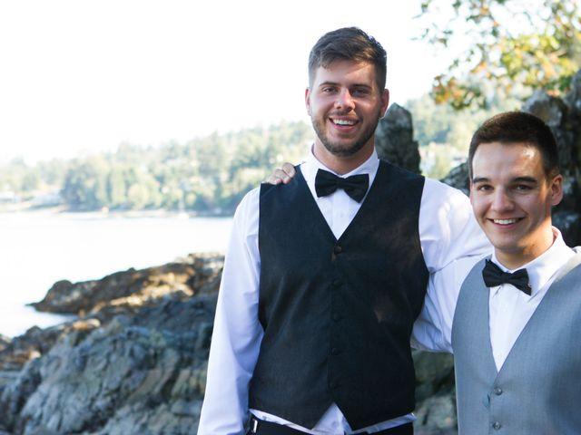 Jake and Erin's wedding in Nanaimo, British Columbia 100