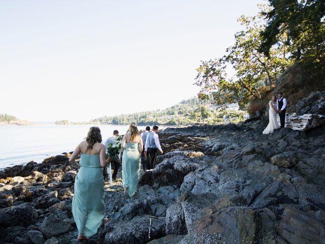 Jake and Erin's wedding in Nanaimo, British Columbia 2