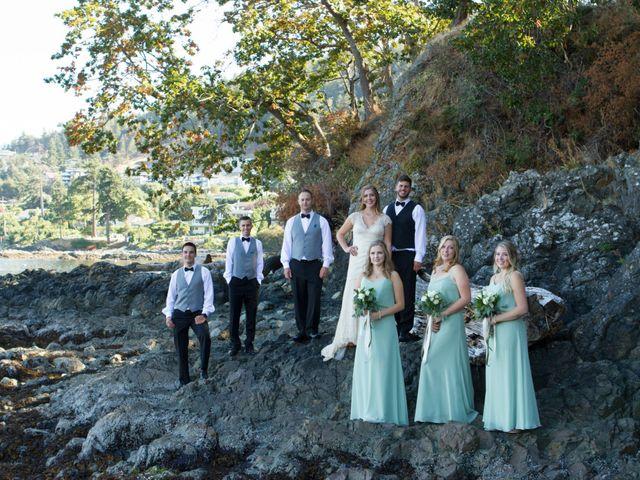 Jake and Erin's wedding in Nanaimo, British Columbia 106