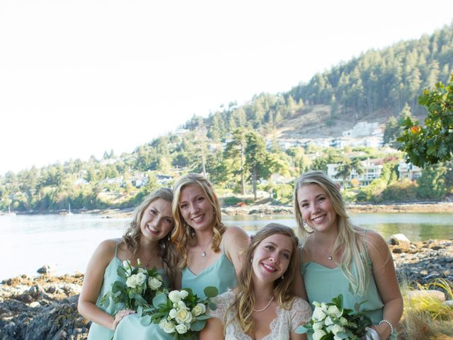 Jake and Erin's wedding in Nanaimo, British Columbia 108
