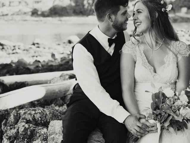 Jake and Erin's wedding in Nanaimo, British Columbia 112