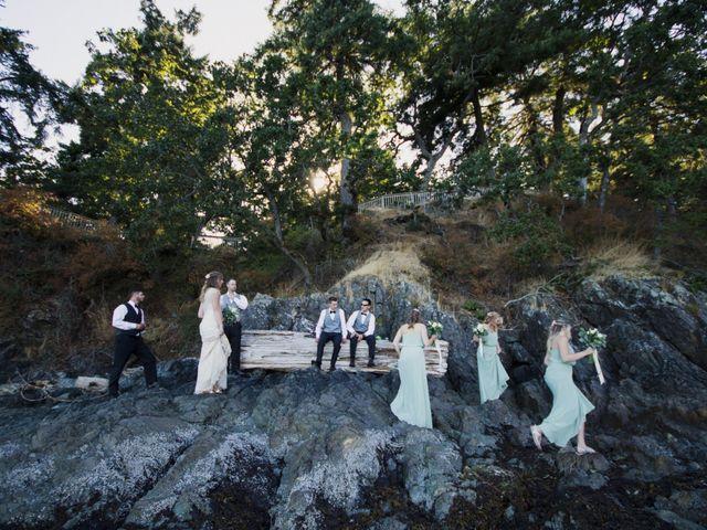 Jake and Erin's wedding in Nanaimo, British Columbia 117