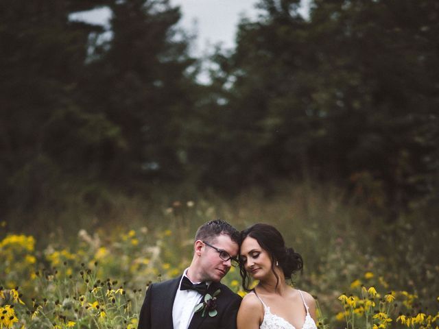 Nick and Amy's wedding in Wakefield, Quebec 62