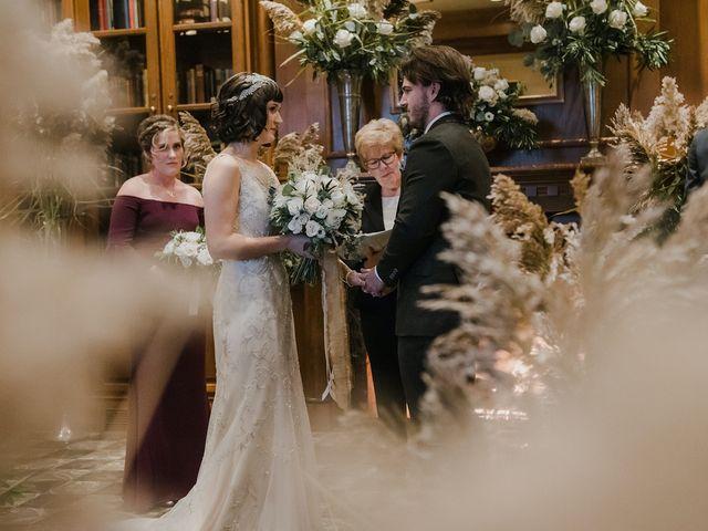 Kyle and Ainsley's wedding in Niagara on the Lake, Ontario 2