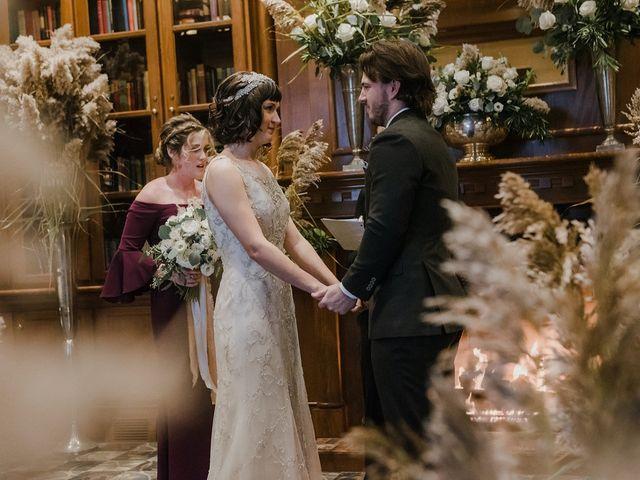 Kyle and Ainsley's wedding in Niagara on the Lake, Ontario 3