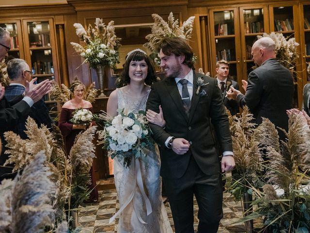 Kyle and Ainsley's wedding in Niagara on the Lake, Ontario 6