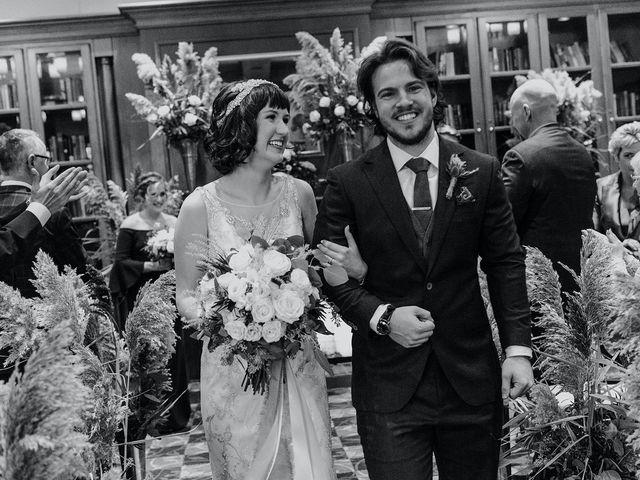 Kyle and Ainsley's wedding in Niagara on the Lake, Ontario 7