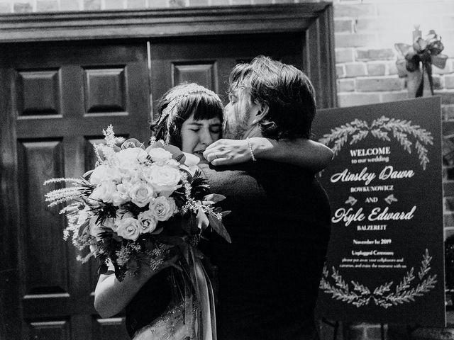 Kyle and Ainsley's wedding in Niagara on the Lake, Ontario 8