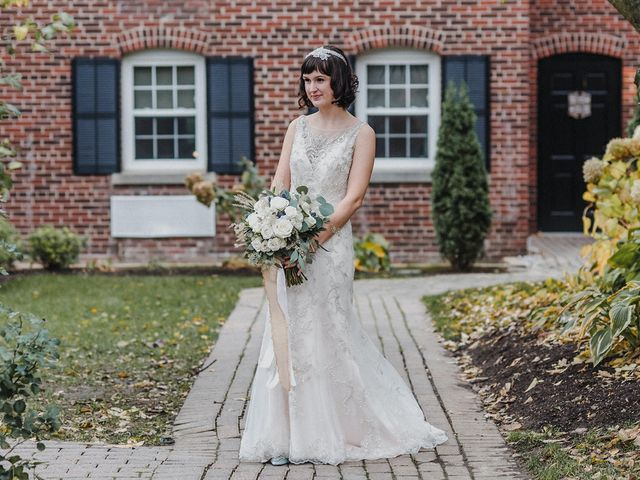 Kyle and Ainsley's wedding in Niagara on the Lake, Ontario 10